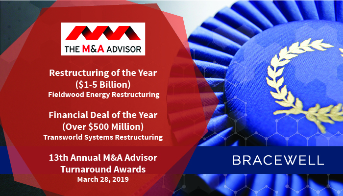 Image: M&A Advisor Awards
