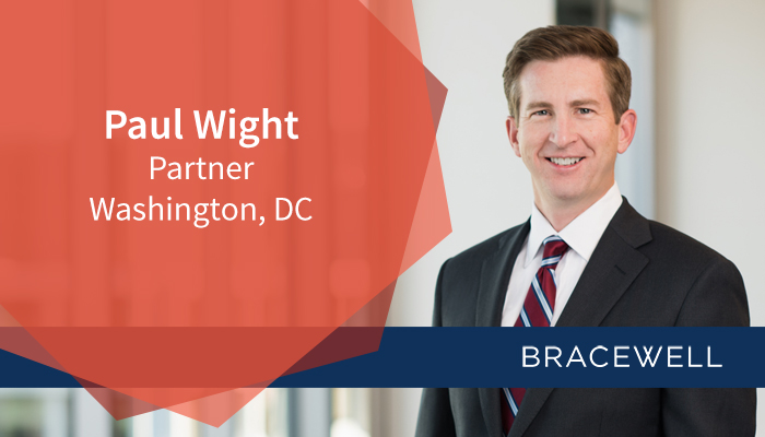 Bracewell Continues Growth Of Washington Dc Office With Addition Of
