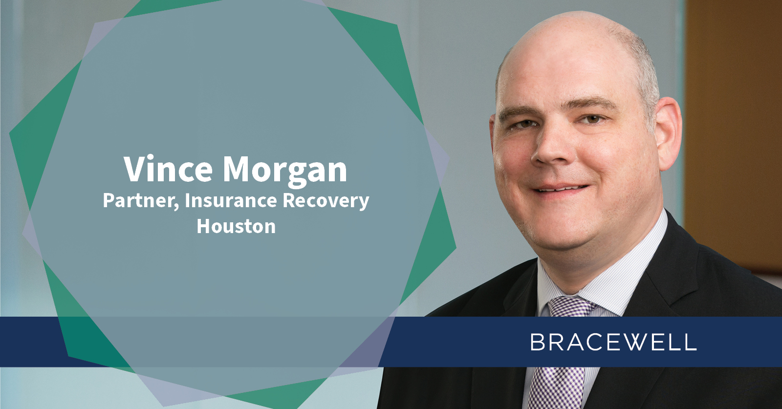 Vincent Morgan Joins Bracewell S Litigation Team In Houston