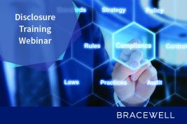Image: Disclosure Webinar Training