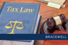 IMAGE: Tax Law Book and Gavel